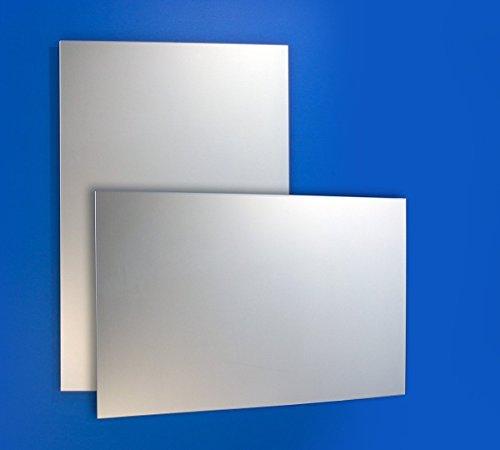 Bricode Süd Wandspiegel Badspiegel Spiegel Rahmenlos (o) 120cm x 60cm