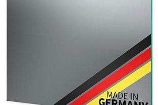 Spiegel ID Cristal: KRISTALLSPIEGEL rechteckig - nach Wunschmaß und Verschiedene Formen - Made in Germany - Auswahl: (Breite) 40 cm x (Höhe) 60 cm